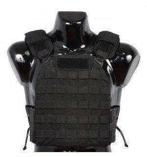 [Rarog] Бронежилет Plastoon Plate Carrier LtC, - Black