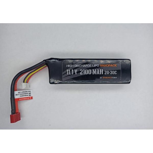 DT 11.1V 2100MAH 20-30C
