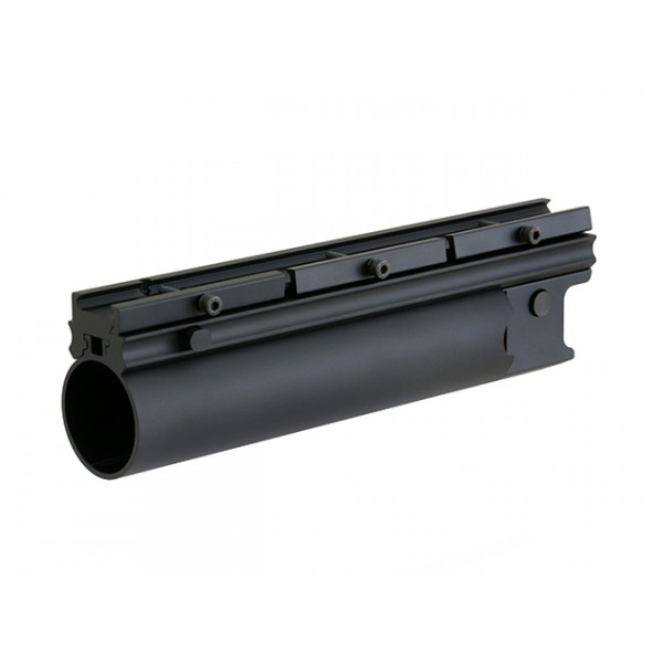 40MM GRENADE LAUNCHER (LONG) - BLACK [BD]