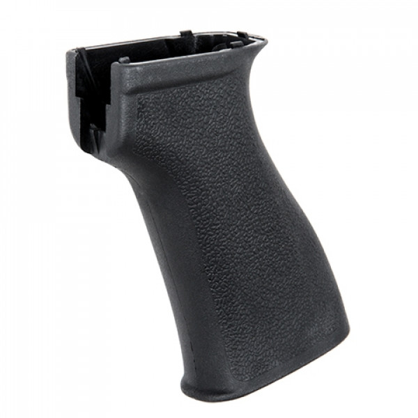 ENHANCED PISTOL GRIP FOR AEG AK47/AKM/AK74/RPK - BLACK [CYMA]