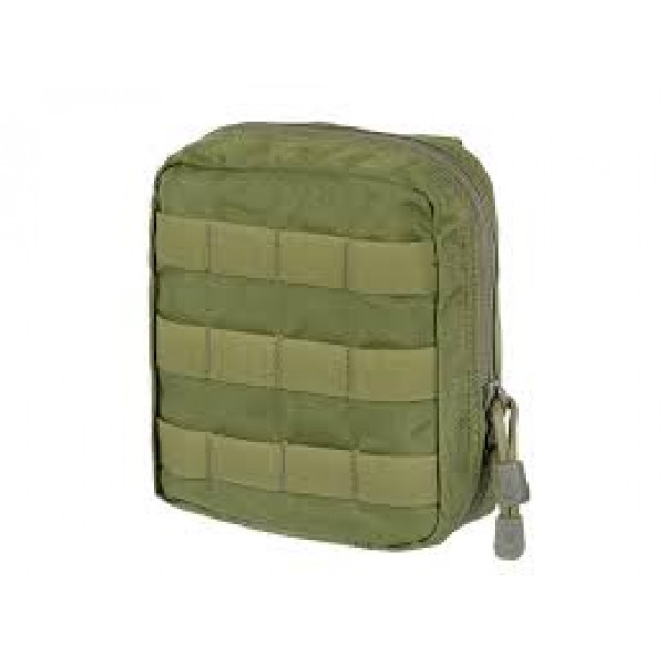 BIG MEDICAL POUCH MOLLE - ОЛИВА БОЛЬШОЙ МЕДЕЦИНСКИЙ ПОДСУМОК [8FIELDS]