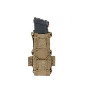 BELT MOUNTED PISTOL MAG SPEED POUCH - COYOTE [8FIELDS]