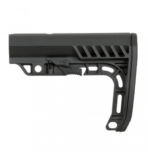 [D-DAY] AR MINIMALIST STOCK - BLACK