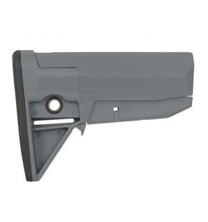 [BattleAxe] STOCK AR-15/M4 - GRAY