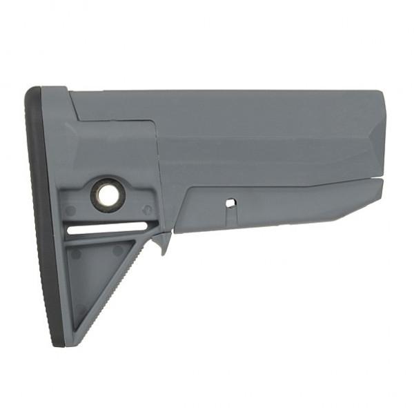 STOCK AR-15/M4 - GREY [BattleAxe]