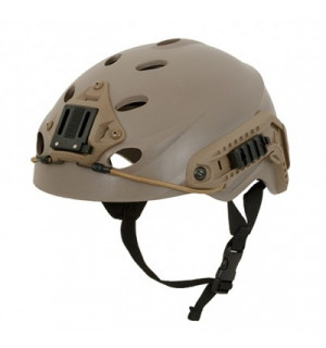 [FMA] SPECIAL FORCE TYPE TACTICAL HELMET - DARK EARTH