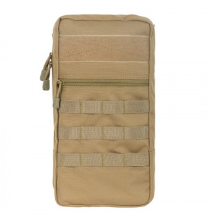 MOLLE MODULAR HYDRATION BLADDER POUCH - COYOTE [8FIELDS]