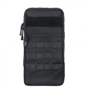 MOLLE MODULAR HYDRATION BLADDER POUCH - BLACK [8FIELDS]