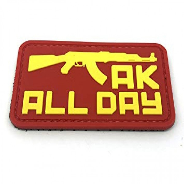 ПВХ ПАТЧ AK ALL DAY