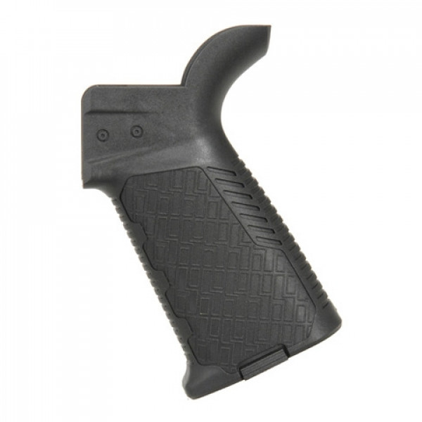 COMPETITIVE PISTOL GRIP FOR AEG AR-15/M4 - BLACK [MF]