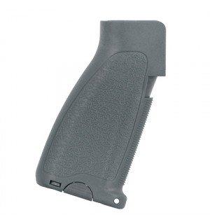 GUNFIGHTER PISTOL GRIP MOD.2 AR-15/M4 - GRAY [BATTLEAXE]