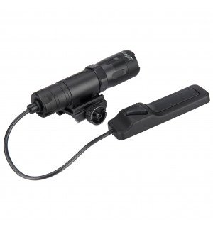 [OPSMEN] FLASHLIGHT FAST 301 WEAPONLIGH PICATINY - BLACK