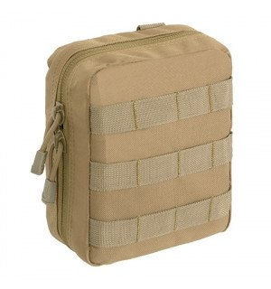 BIG MEDICAL POUCH MOLLE - COYOTE. БОЛЬШОЙ МЕДЕЦИНСКИЙ ПОДСУМОК [8FIELDS]