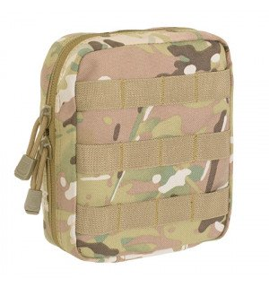 BIG MEDICAL POUCH MOLLE - MULTICAM. БОЛЬШОЙ МЕДЕЦИНСКИЙ ПОДСУМОК [8FIELDS]