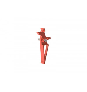 SPEED TRIGGER  FOR M4/M16 - RED [TORNADO]