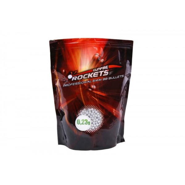 Rockets Professional pellets 0,23g - 2kg