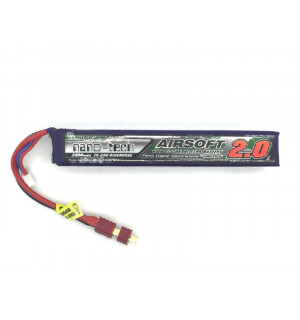 TURNIGY NANO-TECH 11.1V 2000 MAH 15-25