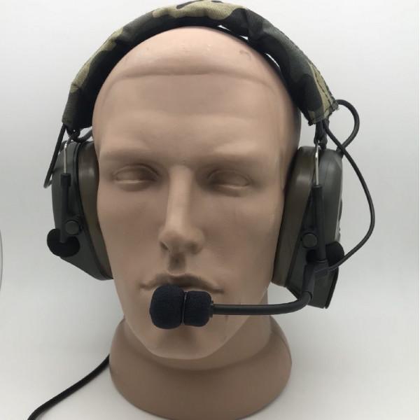 Активные наушники Comtac I headset Woodland