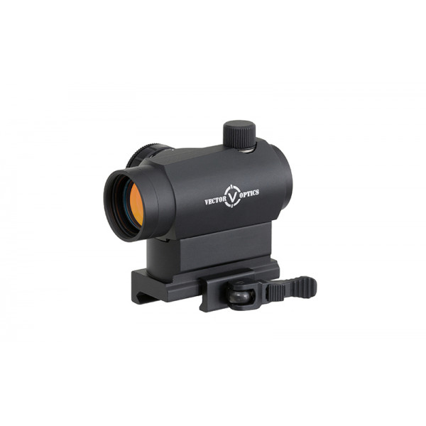 VECTOR OPTICS Коллиматор MAVERICK 1X22 RED DOT SIGHT - BLACK