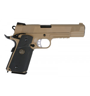 [WE] пистолет MEU pistol replica (Rail Version) - tan