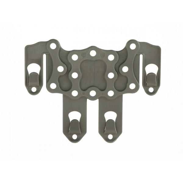PALS/MOLLE ADAPTER PLATFORM FOR HOLSTER - OLIVE [FMA]