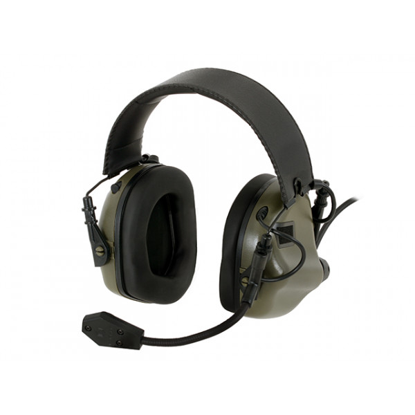 M32 ELECTRONIC COMMUNICATION HEARING PROTECTOR - FG [EARMOR]
