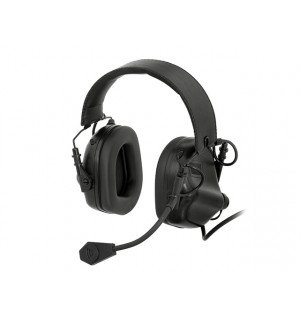 M32 ELECTRONIC COMMUNICATION HEARING PROTECTOR - BLACK [EARMOR]