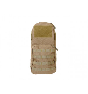 3L WATER HYDRATION CARRIER MOLLE W/STRAPS - COYOTE [8FIELDS]