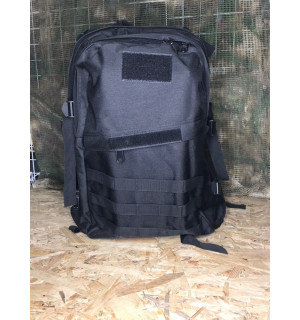 рюкзак 3-day assault pack black