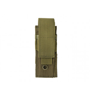 SINGLE POUCH FOR PISTOL MAGAZINES - OLIVE [8FIELDS]
