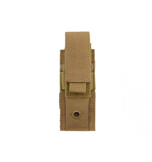 SINGLE POUCH FOR PISTOL MAGAZINES - COYOTE [8FIELDS]