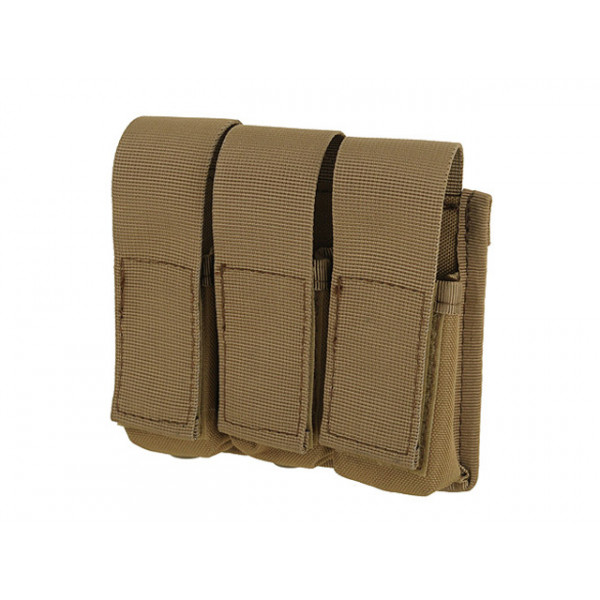TRIPLE 40MM GRENADE POUCH - COYOTE [8FIELDS]