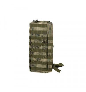 TACTICAL HYDRATION CARRIER MOLLE W/STRAPS - ATACS-FG [8FIELDS]