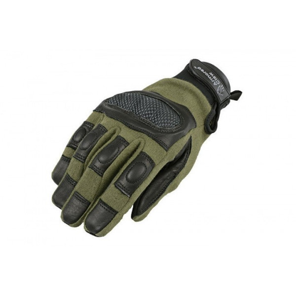 [ARMORED CLAW] SMART TAC TACTICAL GLOVES - OLIVE DRAB