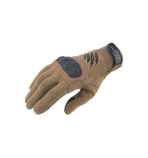 [ARMORED CLAW] SHIELD TACTICAL GLOVES - TAN