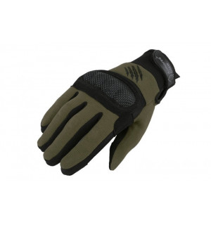 [ARMORED CLAW] SHIELD TACTICAL GLOVES - OLIVE DRAB