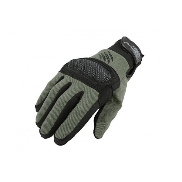 [ARMORED CLAW] SHIELD TACTICAL GLOVES - SAGE GREEN