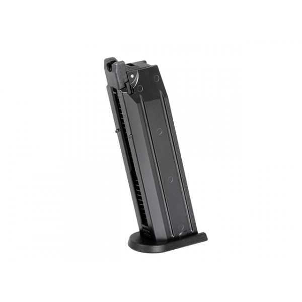 24RD GREEN GAS MAGAZINE FOR BLE-XAE SERIES - BLACK [ICS]
