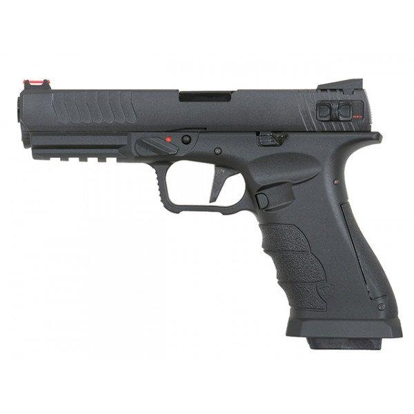 [APS] пистолет SHARK FULL AUTO PISTOL - BLACK