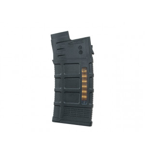 80-ROUND AUG RIFLE MAGAZINE - BLACK [BATTLEAXE]