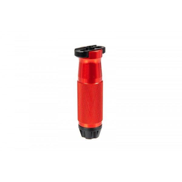 [KUBLAI] G107 KEYMOD front grip - red