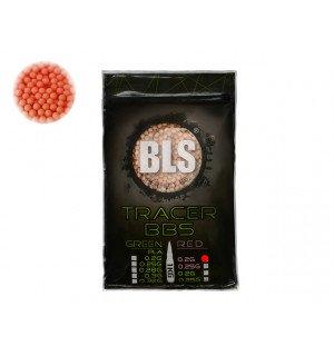 ШАРЫ ТРАССЕРНЫЕ КРАСНЫЕ 0.20g 1kg [BLS]
