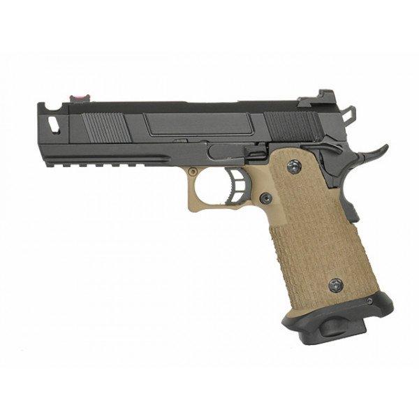 [ARMY ARMAMENT] Пистолет GBB R501 - TAN