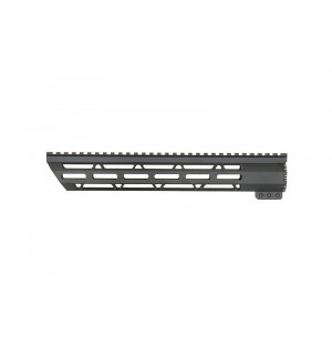"[Vector Optics] 12"" FREE FLOAT HANDGUARD - MLOCK - BLACK"