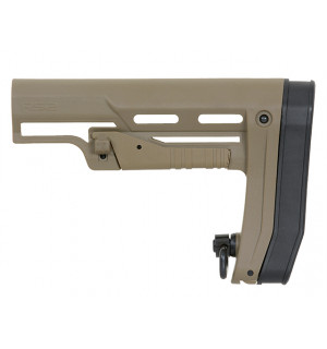 [APS] Приклад RS2 SLIM STOCK FOR AR-15/M4 SERIES - TAN