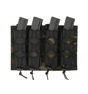 [8 FIELDS] Платформа-подсумок под магазины для Пистолет-пулеметов на МОЛЛЕ - MultiCam Black