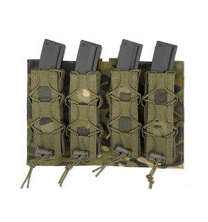 [8 FIELDS] Платформа-подсумок под магазины для Пистолет-пулеметов на МОЛЛЕ - MultiCam Tropic