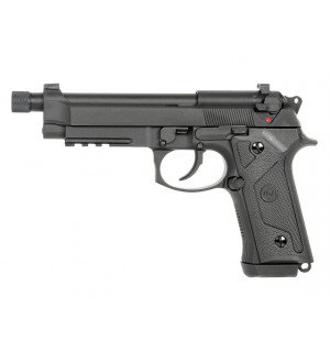 [SRC] Пистолет SR9A2- Black GBB/CO2