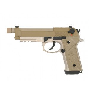 [SRC] Пистолет SR9A2- TAN GBB/CO2