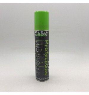 GREEN GAS 120 ml [PRO TECH GUN]